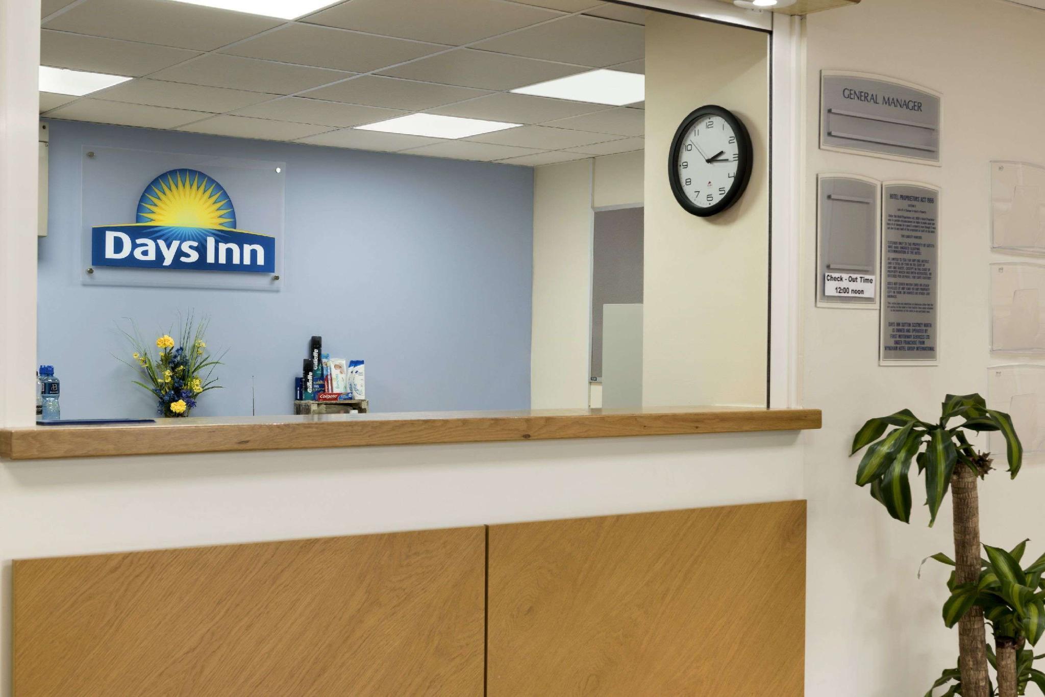 Days Inn By Wyndham Sutton Scotney North