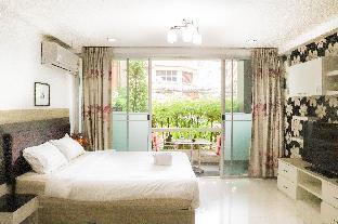 Private Green studio near Lumpini MRT,Sathon-silom อพาร์ตเมนต์ 1 ห้องนอน 1 ห้องน้ำส่วนตัว ขนาด 50 ตร.ม. – สาทร