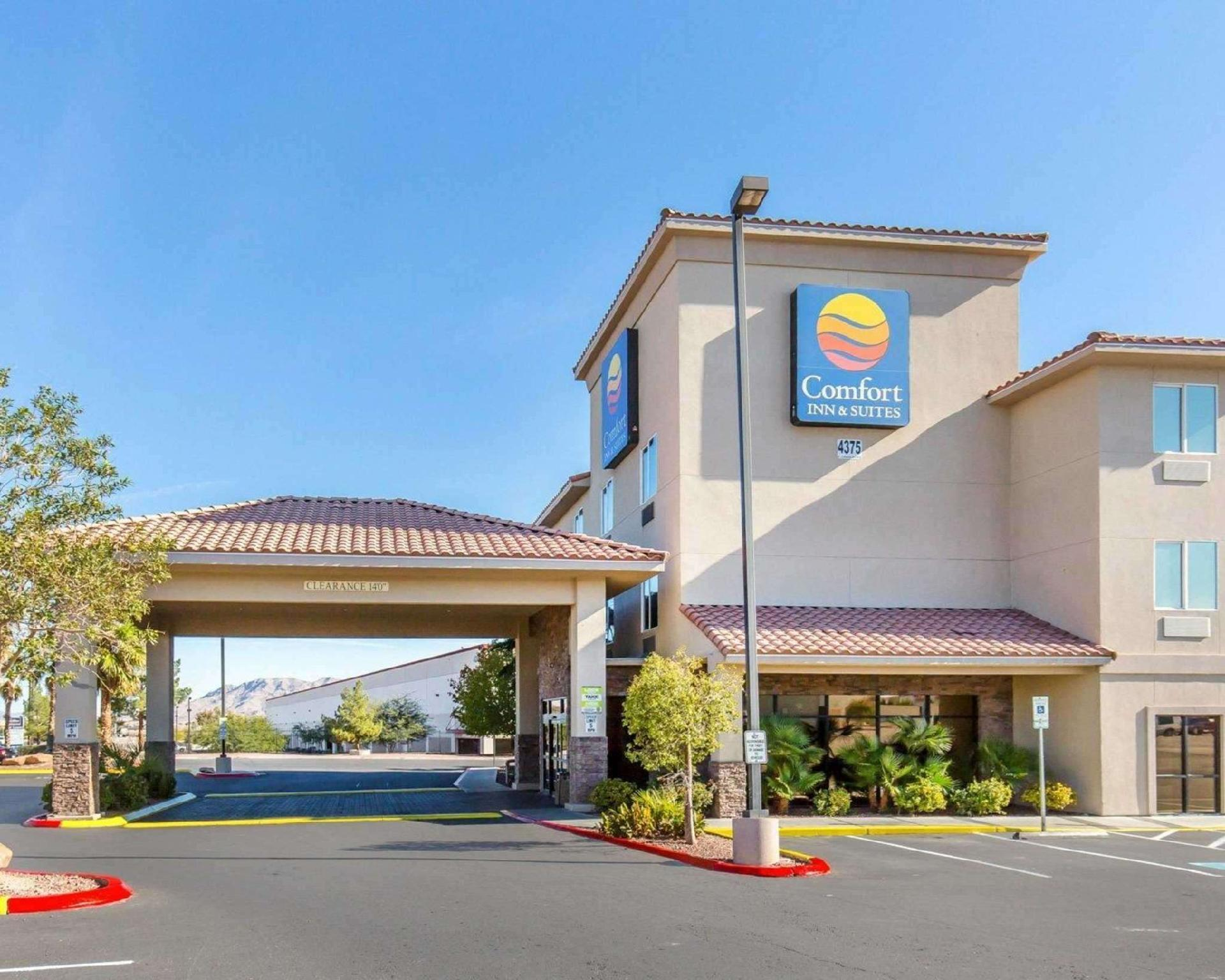 Comfort Inn And Suites Las Vegas   Nellis