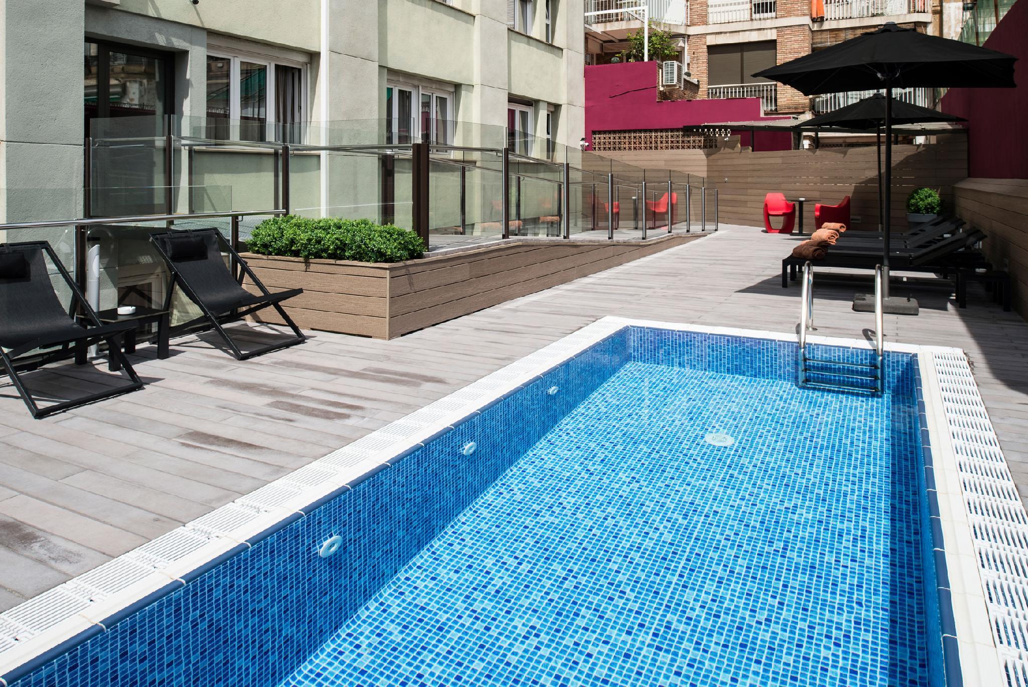 Catalonia Diagonal Centro Hotel
