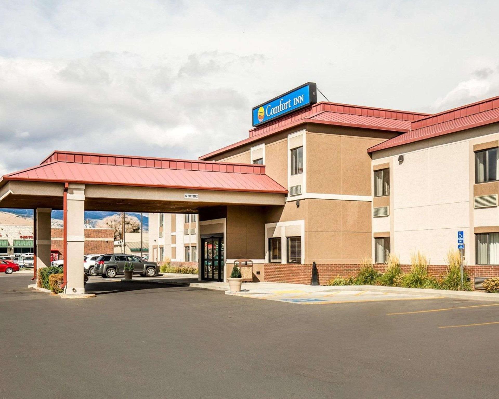 Comfort Inn At Buffalo Bill Village Resort