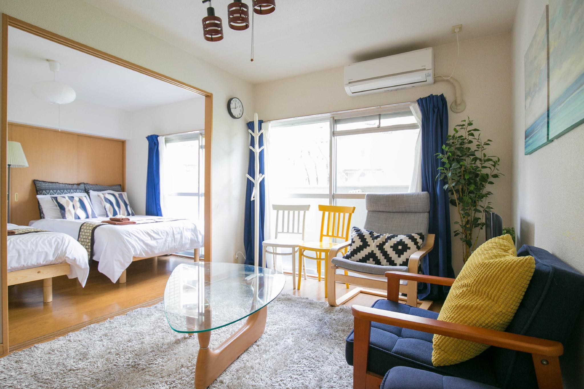Minoshima Apartment 401
