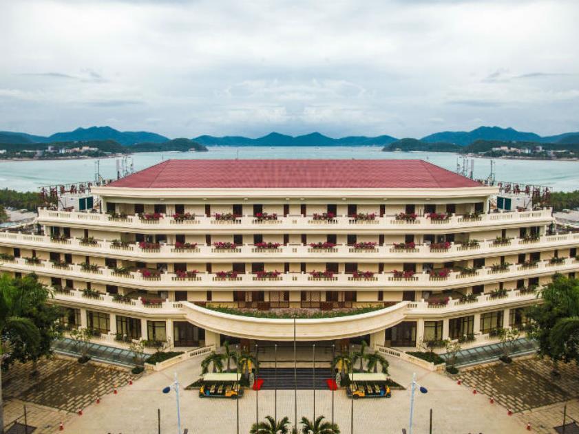 Yuhuayuan Sea View Hotel