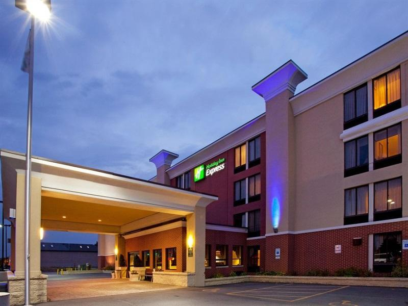 Holiday Inn Express Rochester   Greece