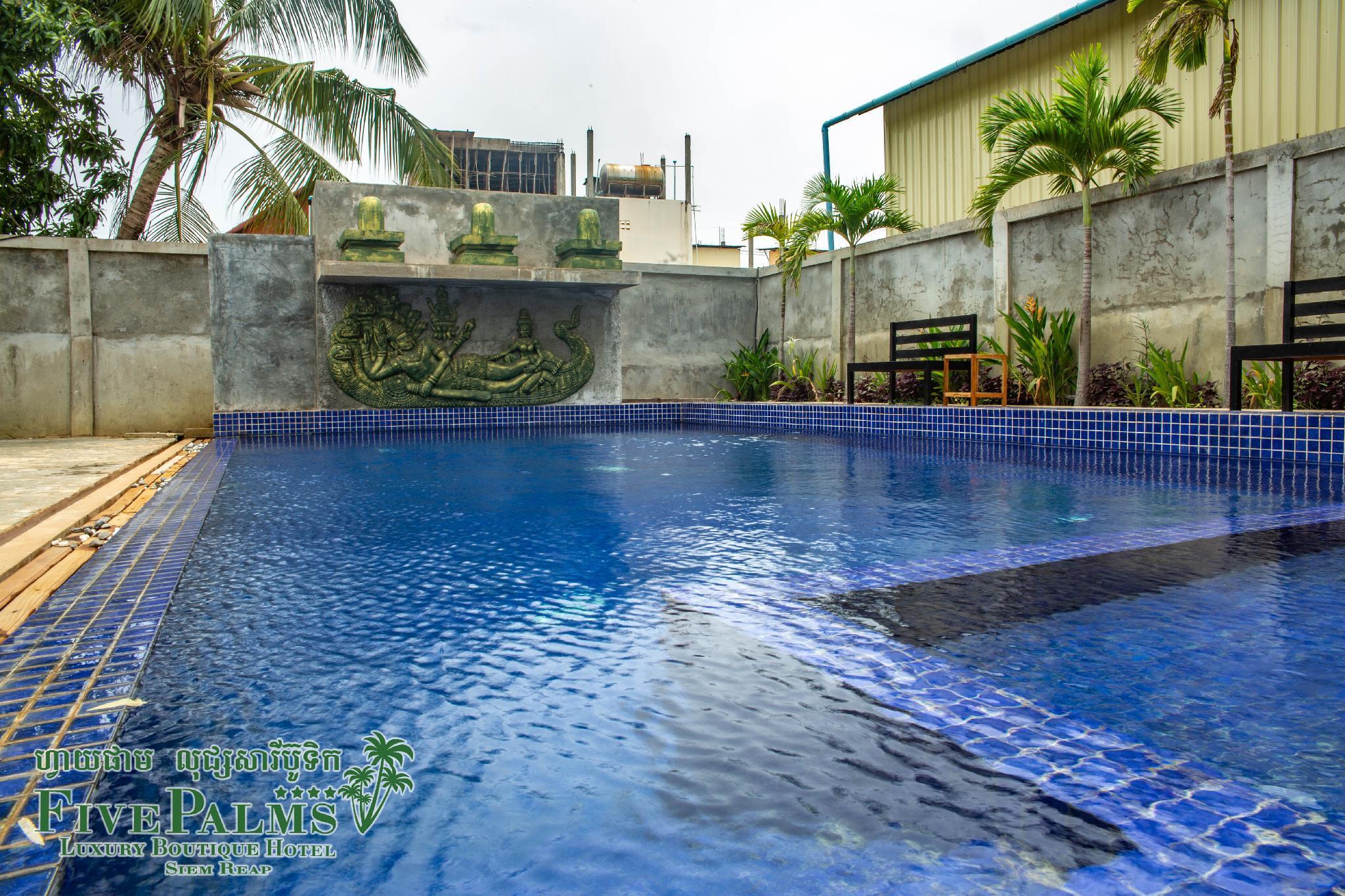Five Palms Luxury Boutique Hotel