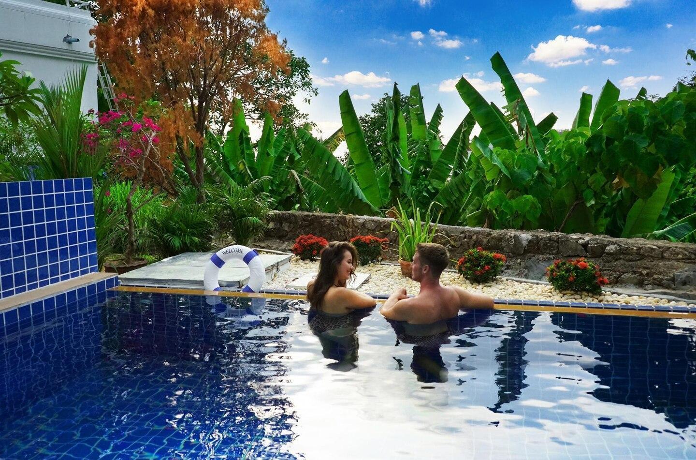 Patong Hill Sea View Villa 4 Bedroom Private Pool