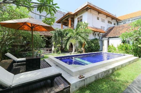 The Legian Mas Beach Inn Bali