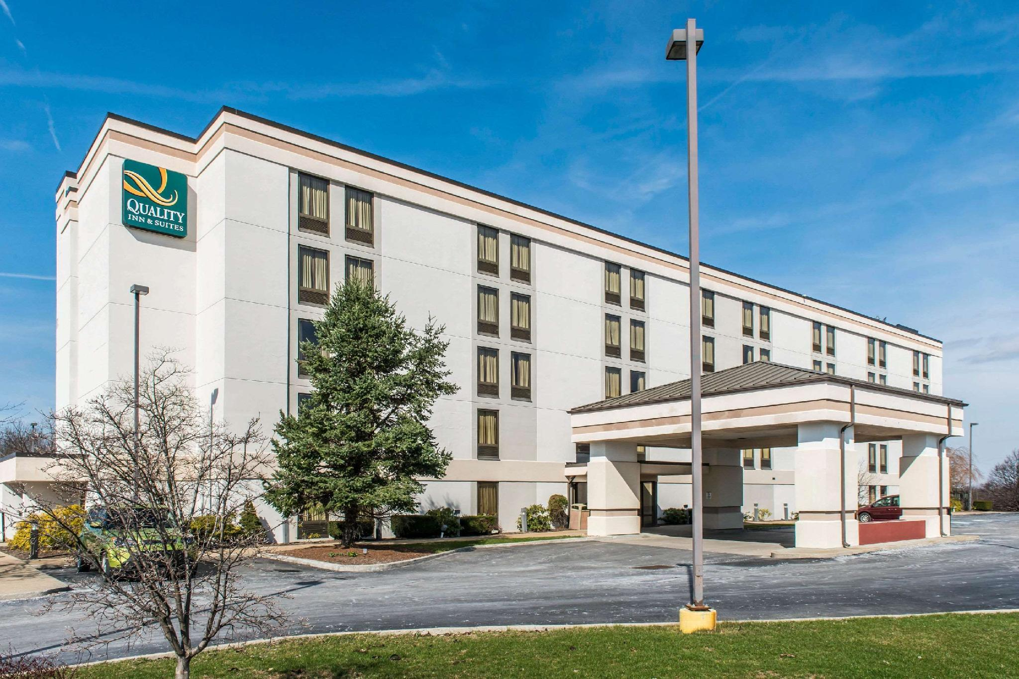 Quality Inn And Suites Johnstown
