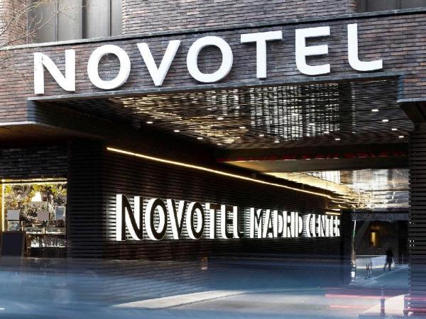 Novotel Madrid Center Madrid