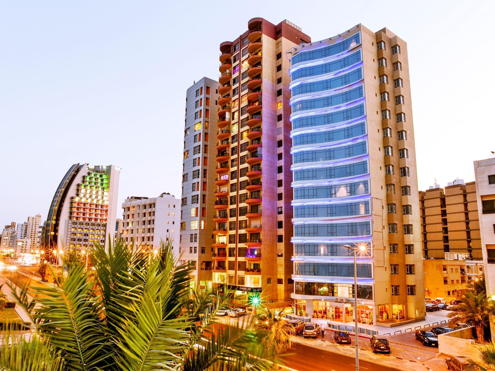Relax Inn Hotel Apartment Salmiya