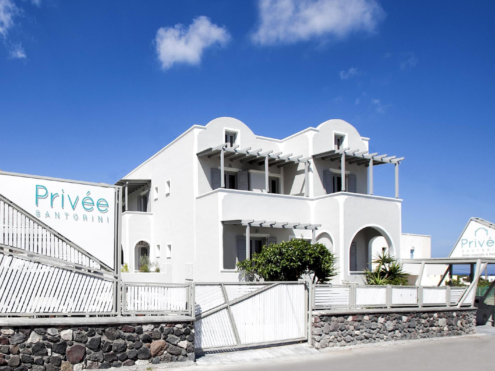 Privee Santorini Hotel