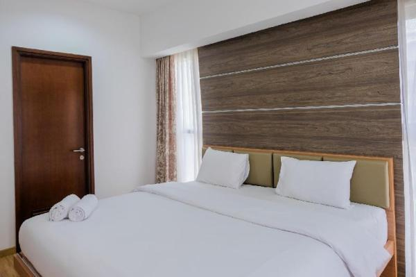 Homey 2BR Apt at M-Town Signature By Travelio Tangerang