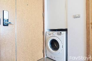 [スクンビット]アパートメント(40m2)| 1ベッドルーム/1バスルーム HappyZleepy S13 110 Nana & Asoke BTS/Canal/4 Pax