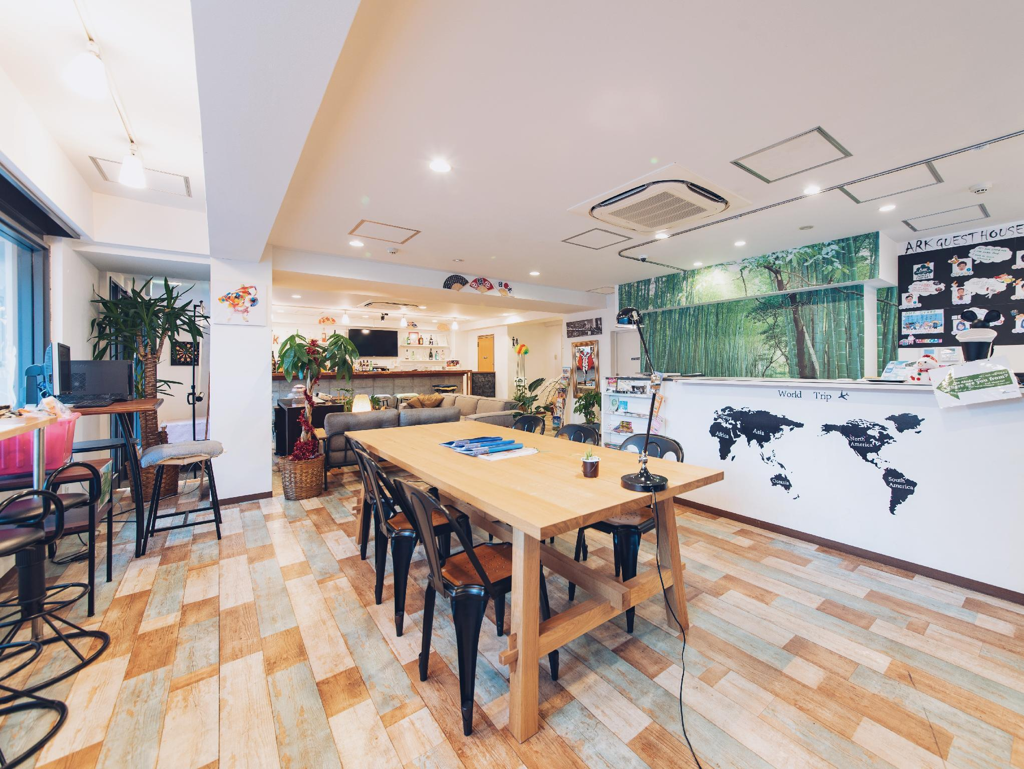 Ark Guest House Namba
