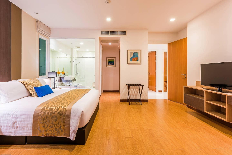 Deluxe 2 Bedroom Suite