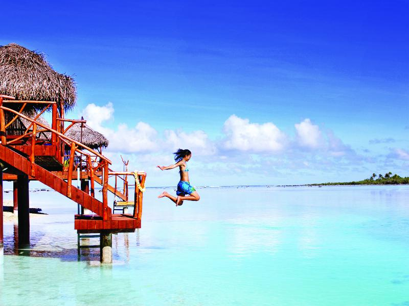 Aitutaki Lagoon Resort And Spa  Adults Only