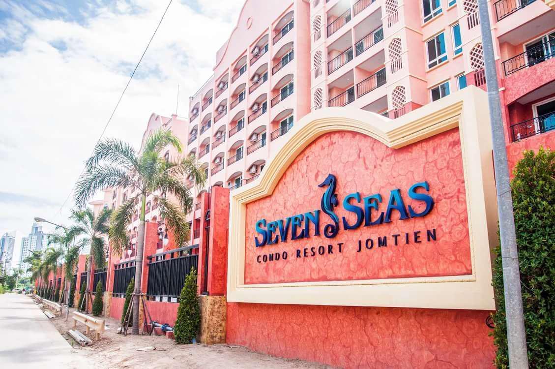 Seven Seas Condo Resort Studio