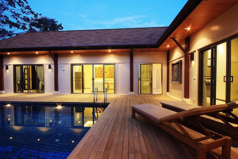 VW7 - Oriental Layan 1BR Pool Villa-Full Kitchen สตูดิโอ บ้านเดี่ยว 0 ห้องน้ำส่วนตัว ขนาด 210 ตร.ม. – บางเทา
