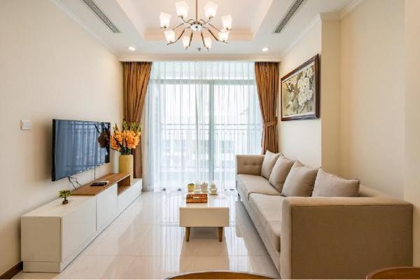 Saliza Suite - Vinhomes Central Park Ho Chi Minh City