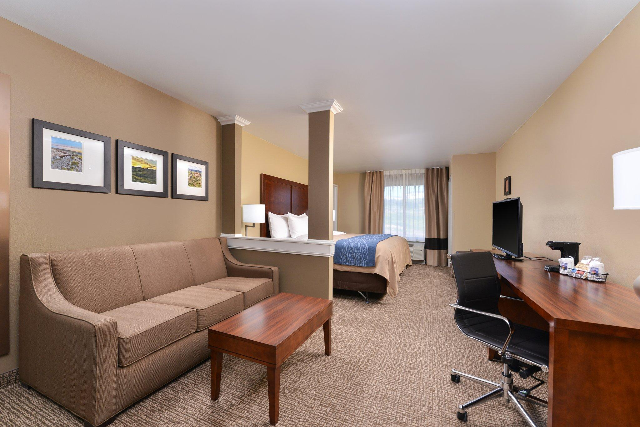 Review Comfort Inn and Suites Mandan - Bismarck