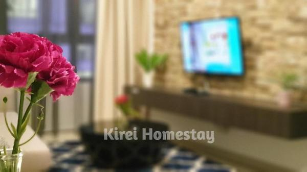 Kirei Suite For Small Family or Expatriate Shah Alam