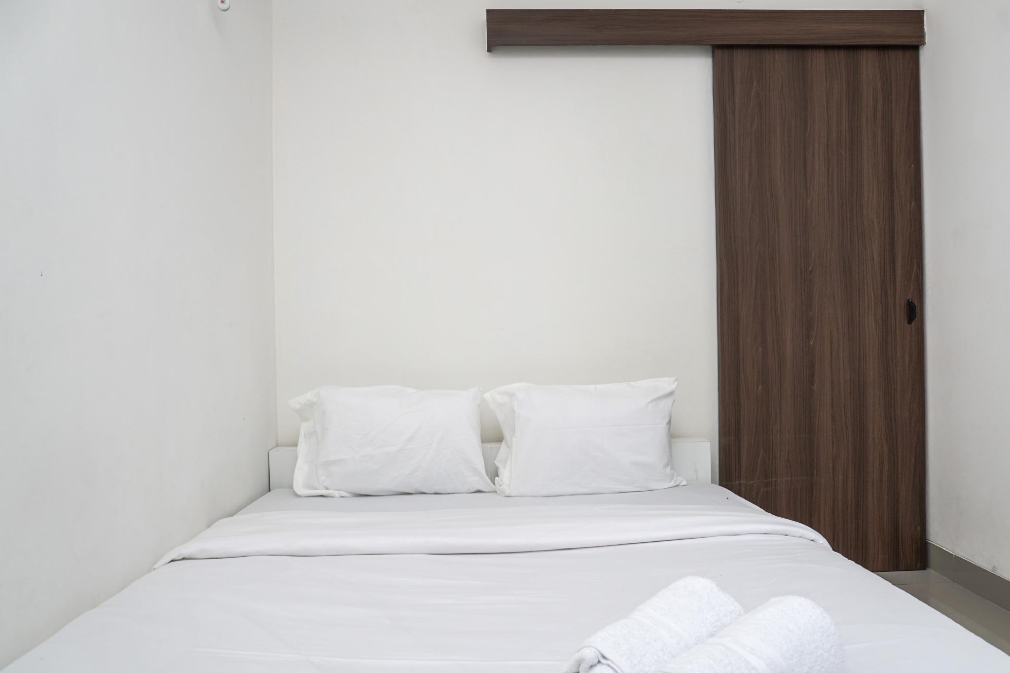 Comfy Studio 2nd Floor At Meruya 8 By Travelio