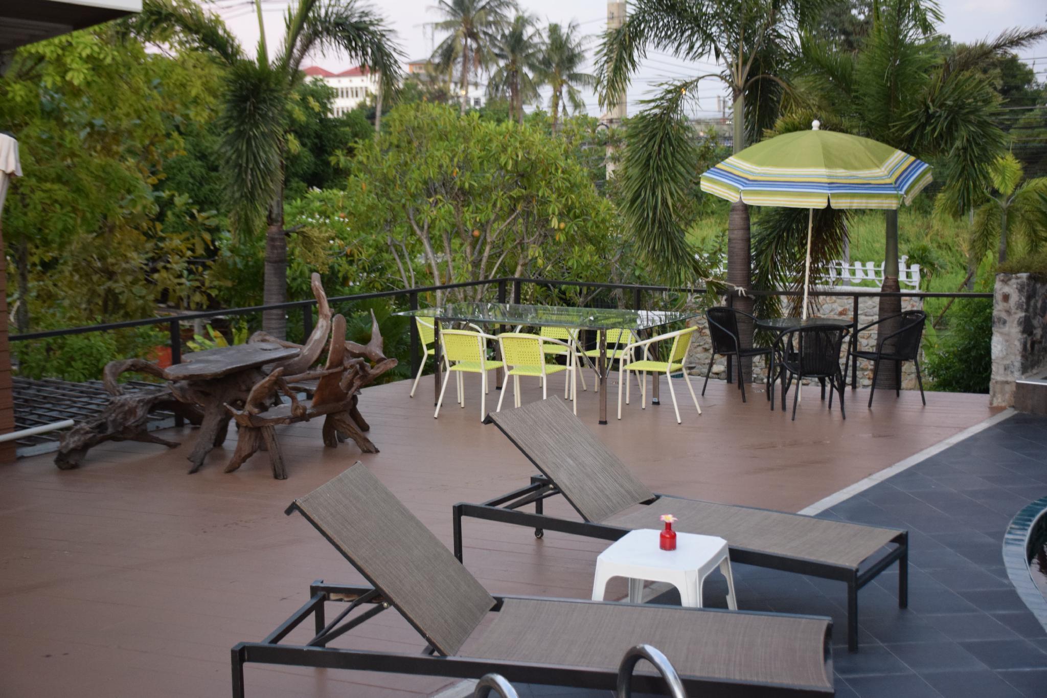 Baan Krating Lai บ้านกระทิงลาย