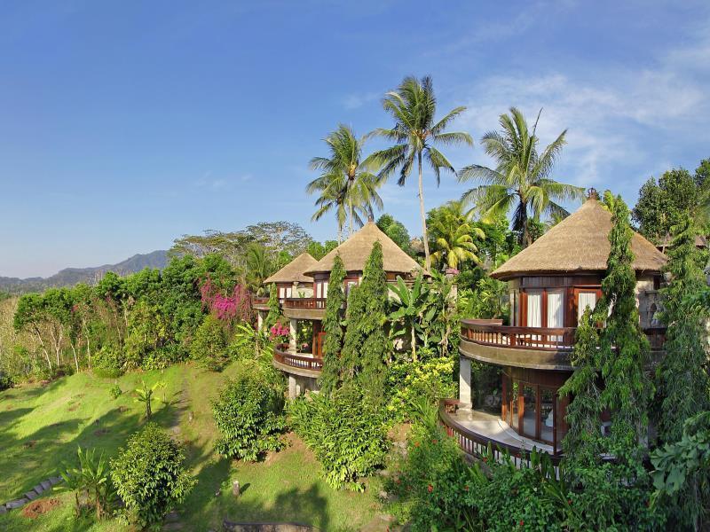 The Taman Wana Villas & Spa