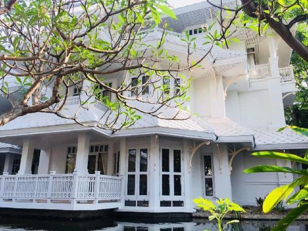 11 ChaoPhraya River  Villa,3mins Boat station Bangkok