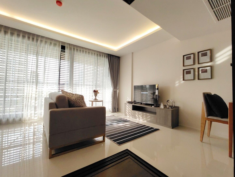 CENTRAL BANGKOK +2 Beds@BTS AsokandMRT SUKHUMVIT 86