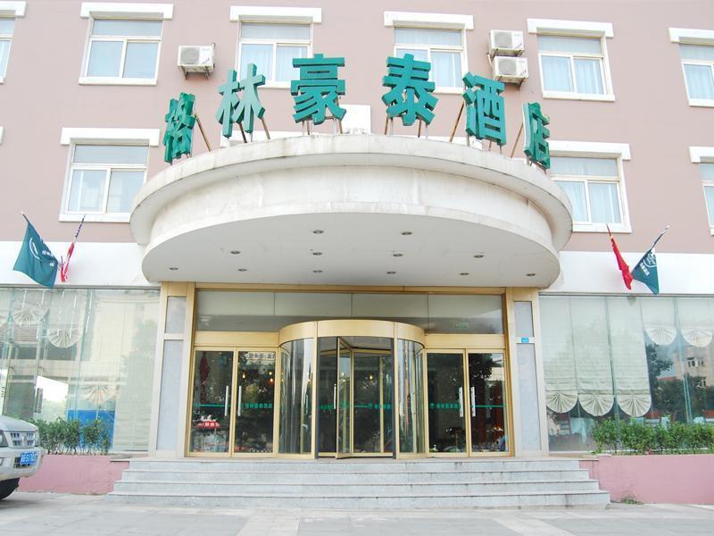 GreenTree Inn Jiangsu Lianyungang Zhongshan Road