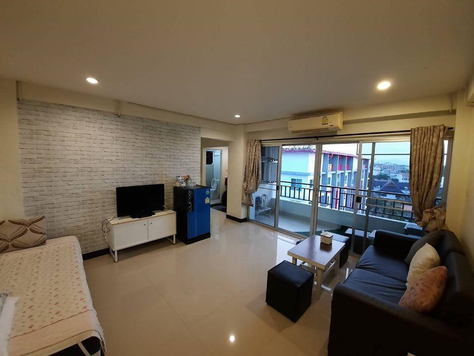 Bangsaen suites room x view 180 อพาร์ตเมนต์ 1 ห้องนอน 1 ห้องน้ำส่วนตัว ขนาด 60 ตร.ม. – บางแสน