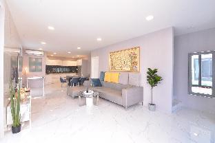 New!Villa Pattaya 3F 4 BR + Pool Suitable palmc11 วิลลา 4 ห้องนอน 3 ห้องน้ำส่วนตัว ขนาด 300 ตร.ม. – เขาพระตำหนัก