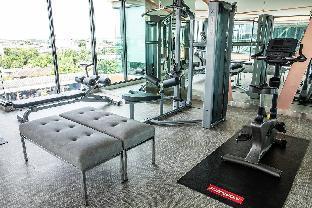 [バーンナー]アパートメント(30m2)| 1ベッドルーム/1バスルーム swimming pool and gym , near BTS PuChao,bkbloft3
