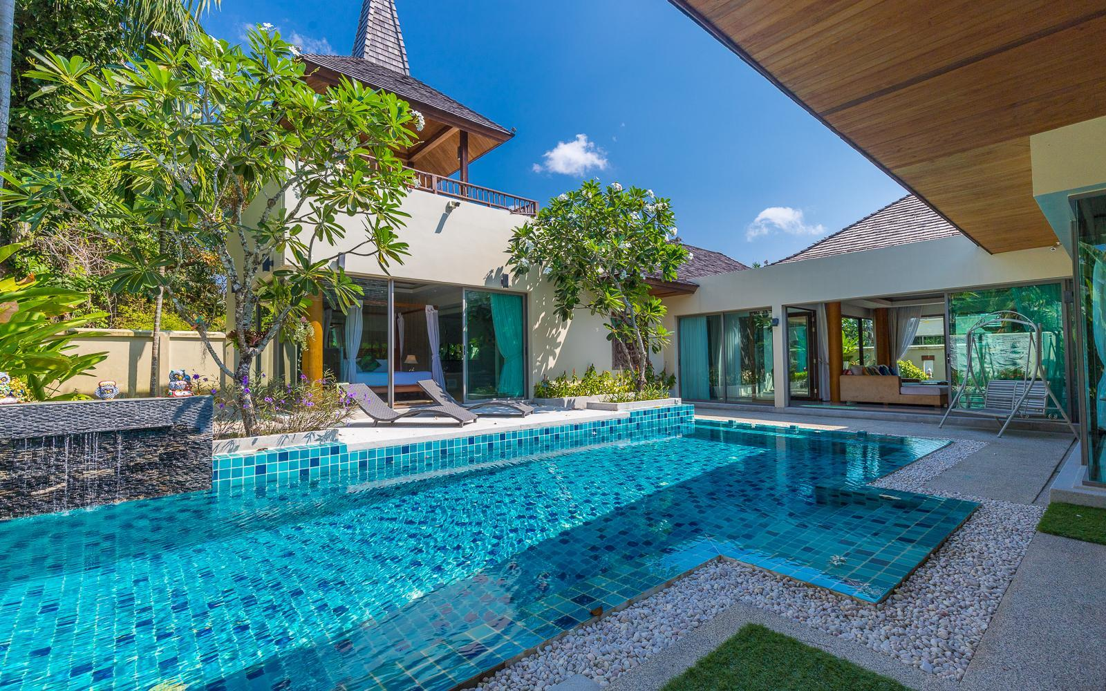 Botanica Luxury Pool Villa