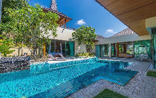 [バンタオ]ヴィラ(636m2)| 3ベッドルーム/3バスルーム Botanica  Luxury Pool Villa