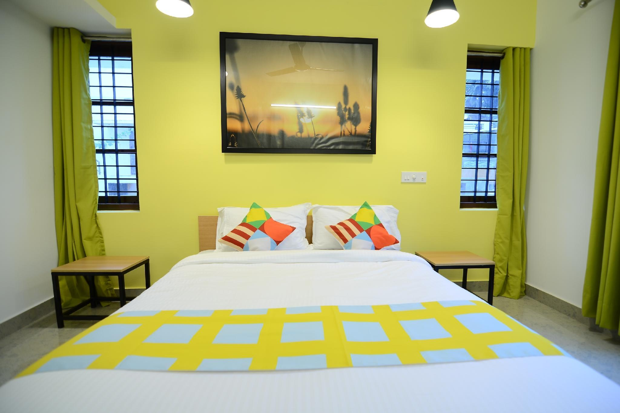 OYO 46845 Modern Stay In Trivandrum