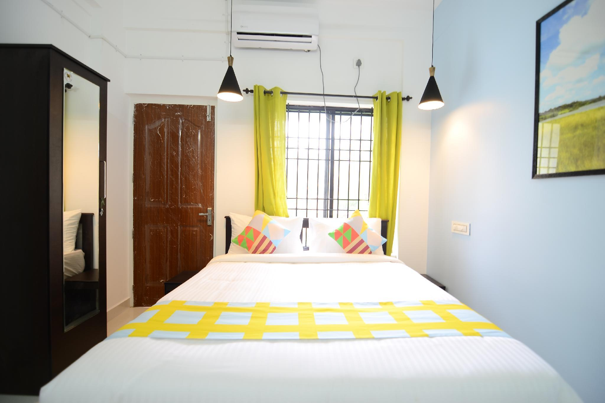 OYO 48190 Lively Retreat In Trivandrum