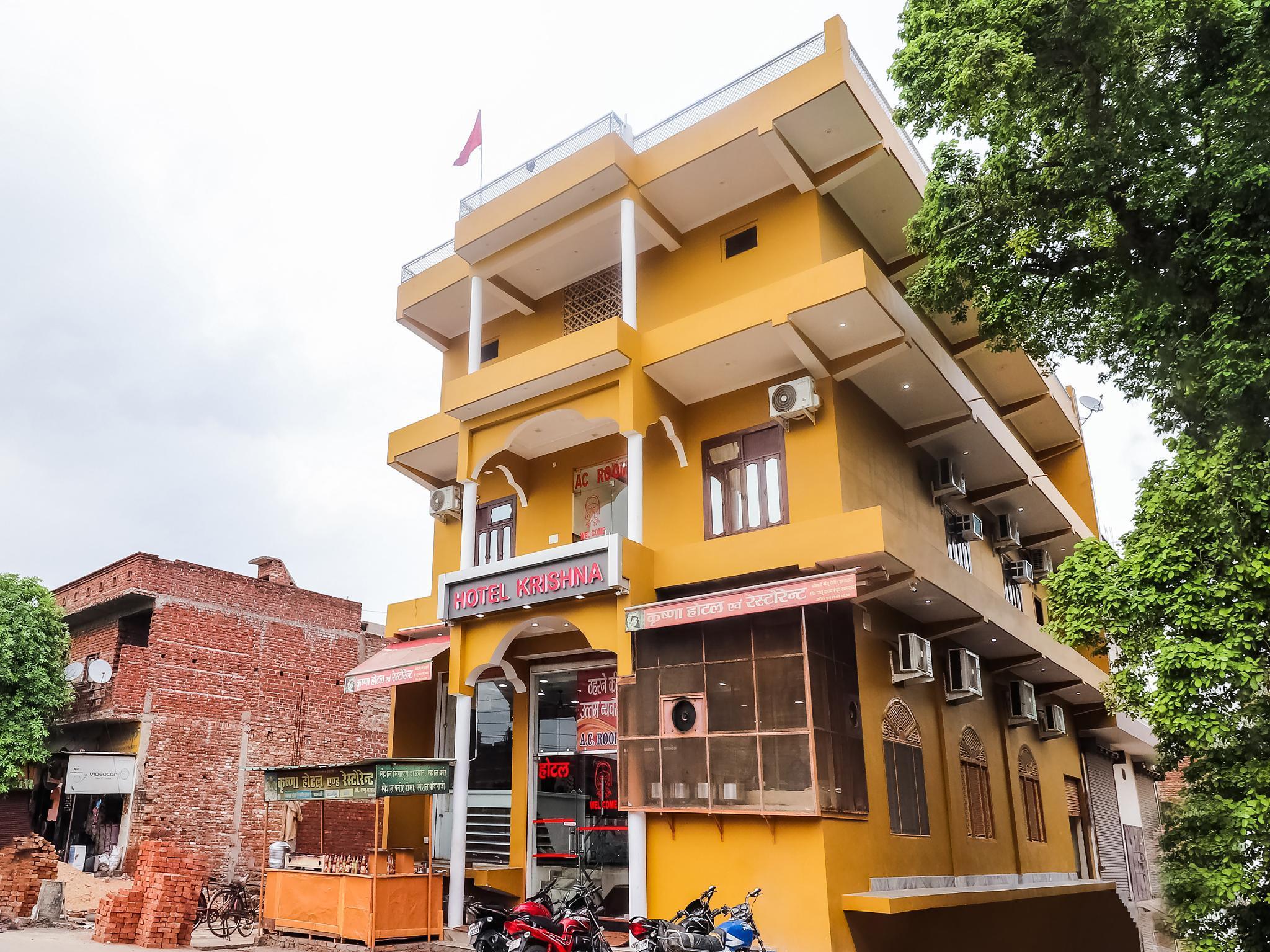 OYO 46530 Hotel Krishna And Family Restaurant