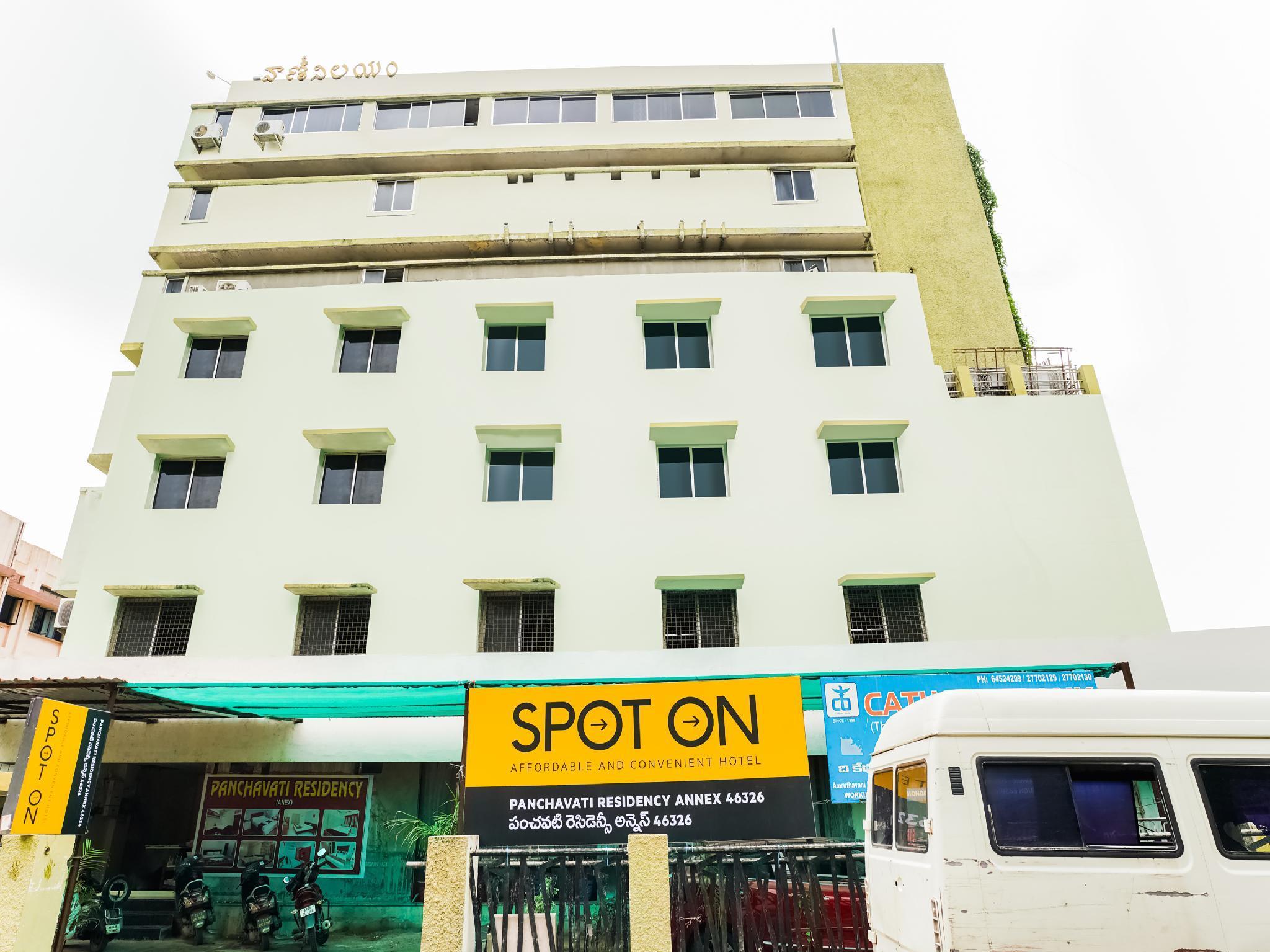 SPOT ON 46326 Panchavati Residency Annex