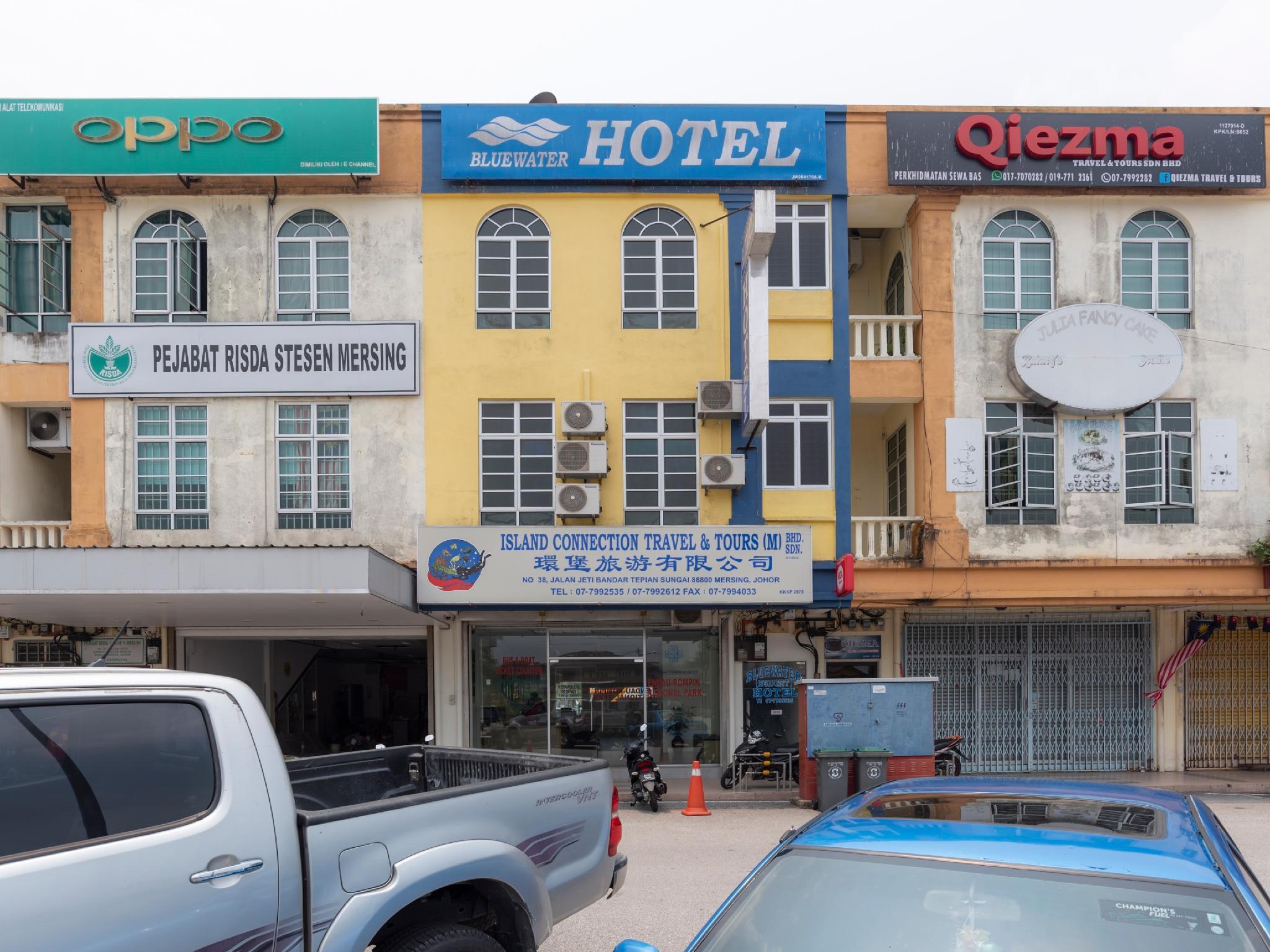 OYO 44095 Bluewater Hotel  2