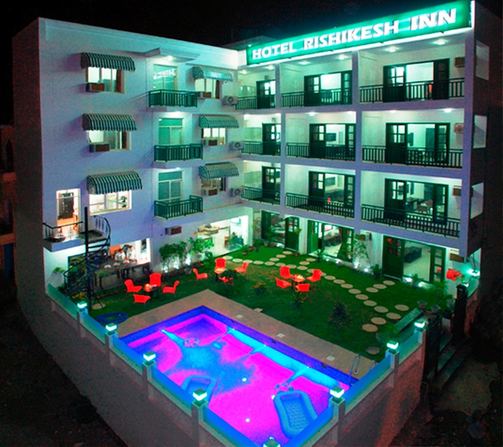 Rishikesh Inn By Petals