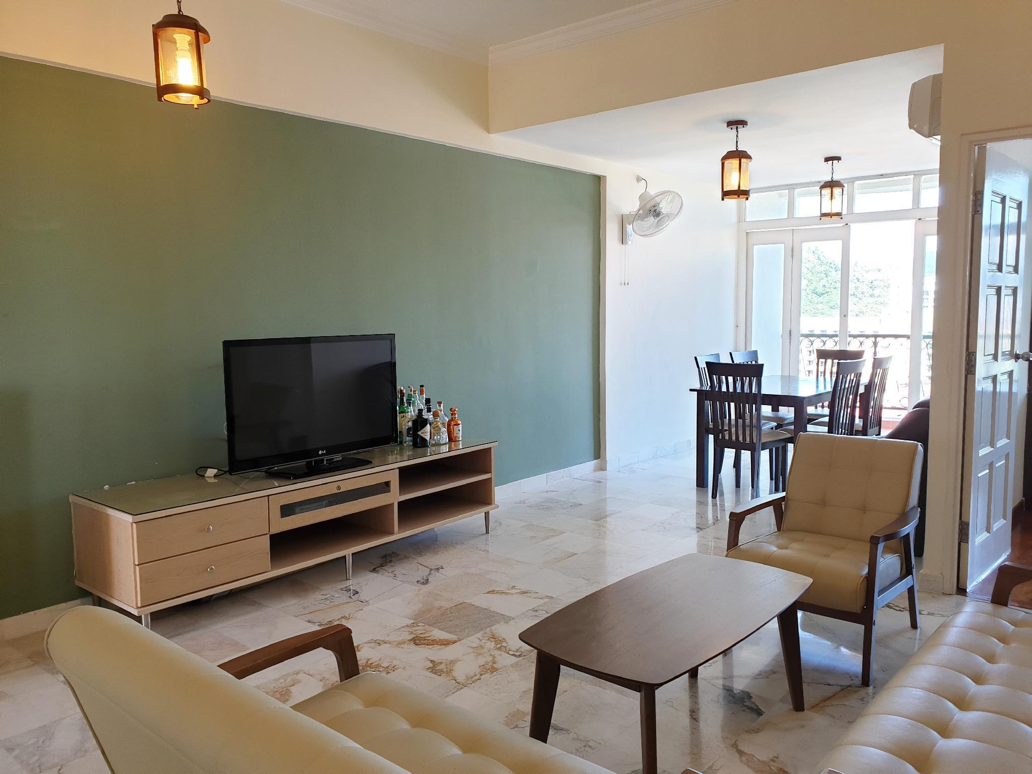 Century Suria Seaview Apartment High Floor
