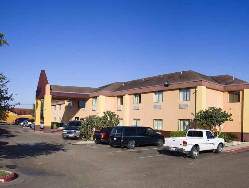 Americas Best Value Inn Weslaco Mercedes Hotel