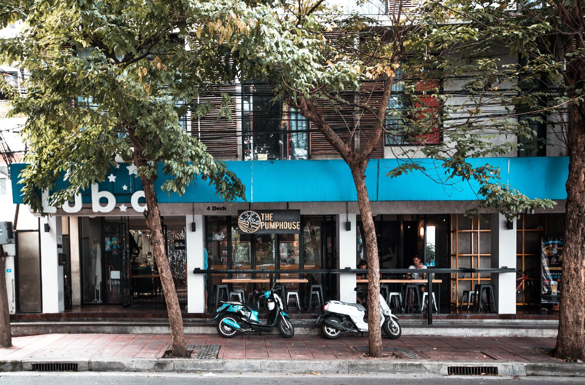 Lub D Bangkok Silom Hostel