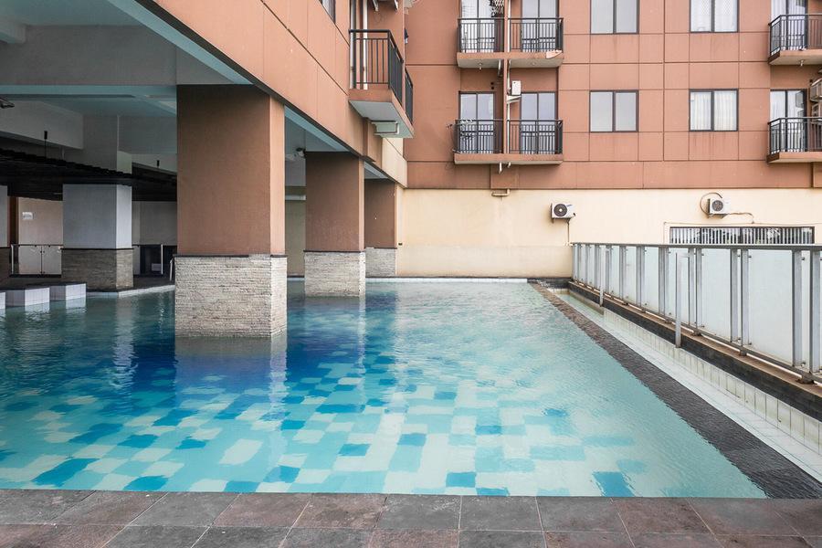 RedDoorz Apartment @ Tamansari Panoramic Soekarno Hatta