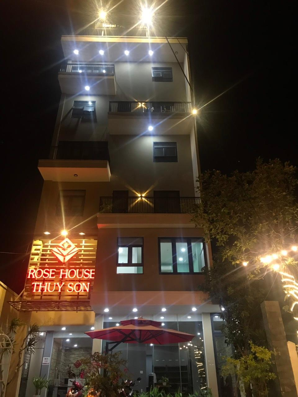 Rose House   Thuy Son