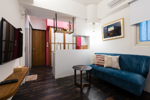 MRT Downtown Boutique A Apt 2-4P (Monthly) Taipei