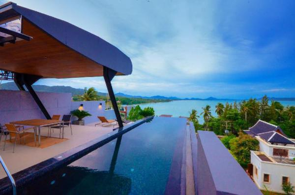 Aqua Sea View Villas Rawai Phuket