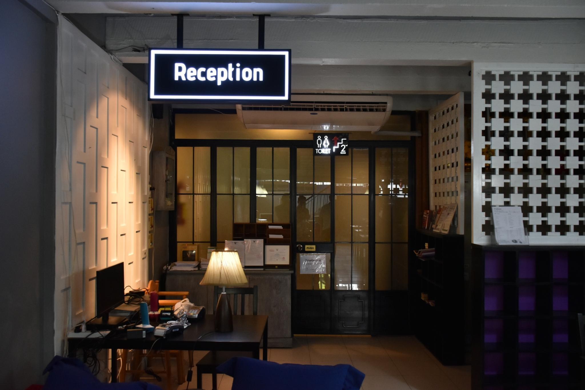 Dinso Home Boutique Hotel ดินสอ โฮม บูทิก โฮเต็ล